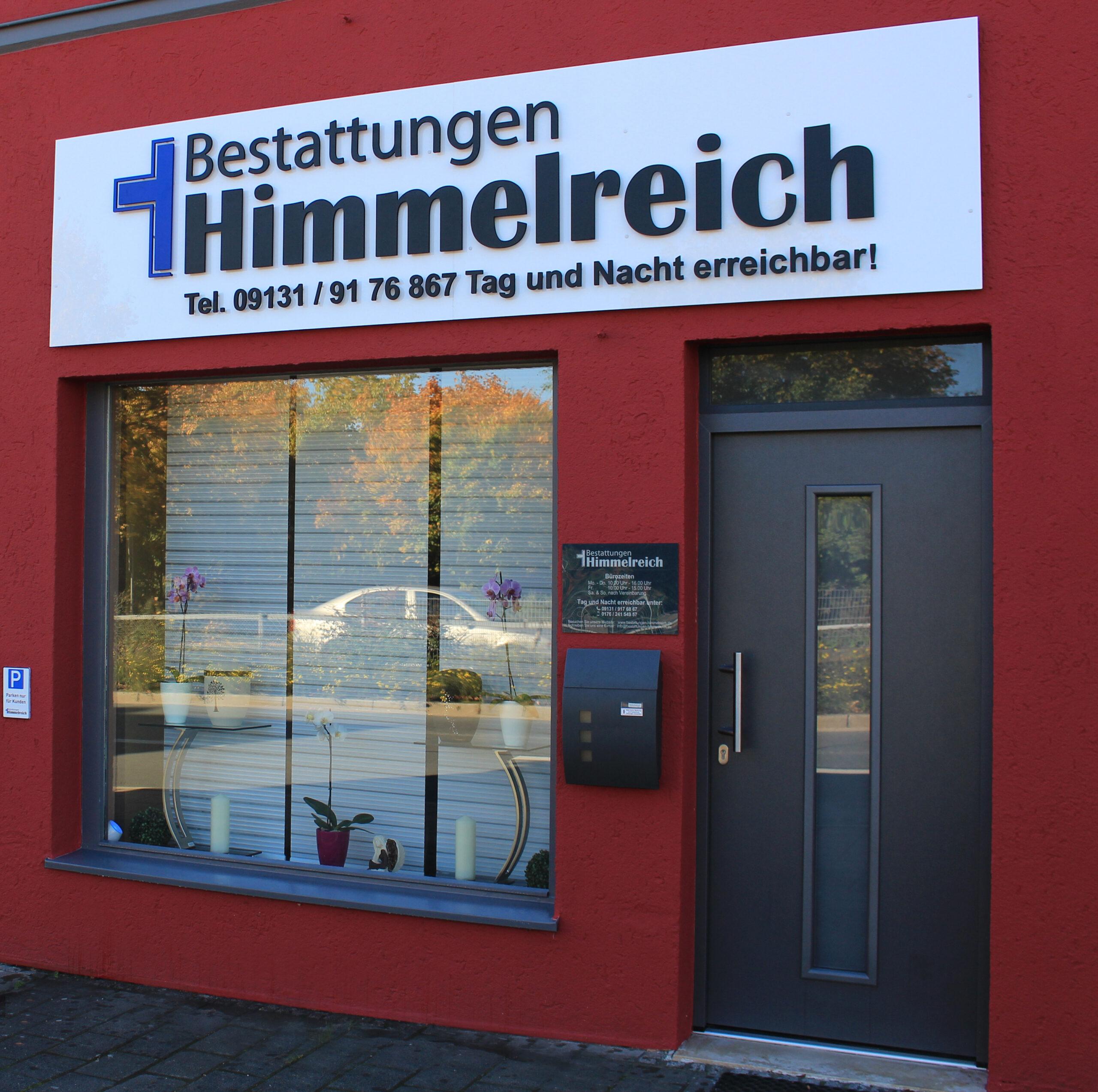 Bestattungen Himmelreich