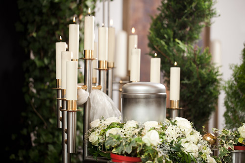 Urnenbeisetzung - Bestattungen Himmelreich